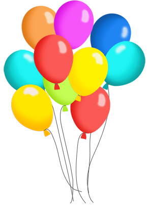 birthday-balloons-and-cake-clip-art-birthday-balloons-many-colors